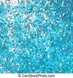 azul, fondo., eps, mosaico, 8