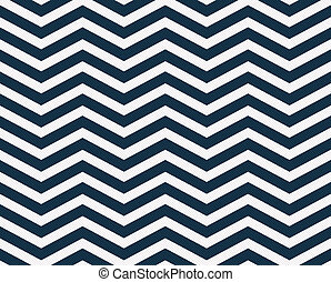 Azul marino y blanco zigzag textured tejido fondo