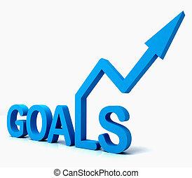 azul, palabra, objetivos, futuro, metas, esperanza, exposiciones