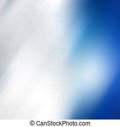 azul, resumen, liso, plano de fondo