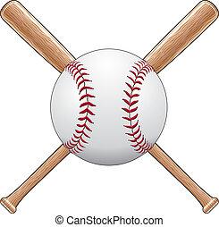 Béisbol con murciélagos