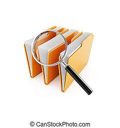 Búsqueda Folder