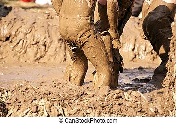 baño del fango