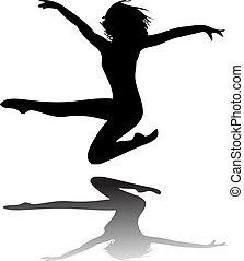 bailarín, ballet