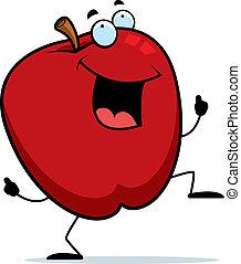 Baile de manzana