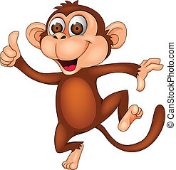 Baile de mono