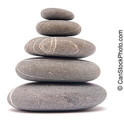 Balanzando piedras