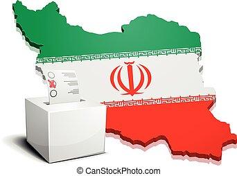 Ballotbox Iran