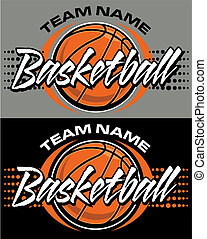 baloncesto, diseño