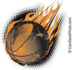 baloncesto, meteoro