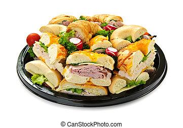 Bandeja de sándwich