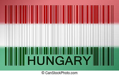 bandera, barcode