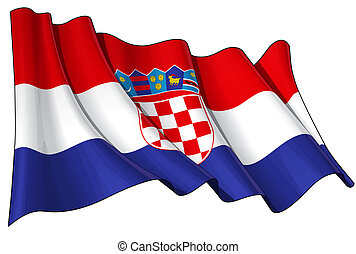 bandera, croata