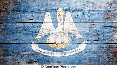 Bandera de louisiana