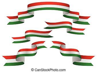 bandera hungría, bandera