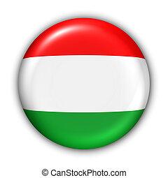 bandera hungría