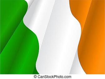 bandera, irlanda
