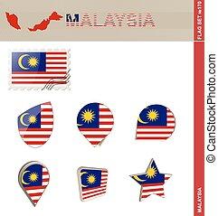 Bandera Malasia, bandera número 170