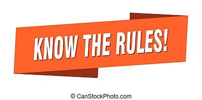 bandera, reglas, etiqueta, saber, señal, cinta, template.
