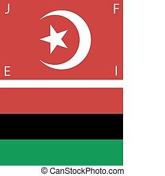 banderas nacionalistas americanas