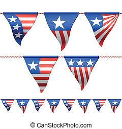 Banderas patrióticas