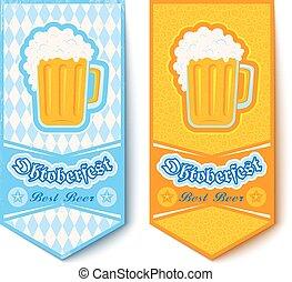Banners para Oktoberfest