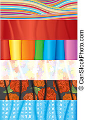 Banners textiles