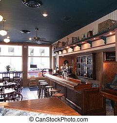 Bar vacío