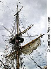 barco alto