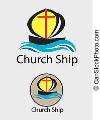 Barco de iglesia