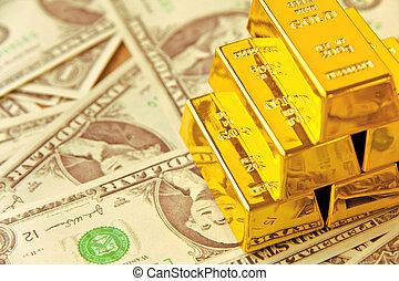 barra oro