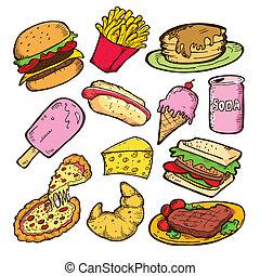 Basura de comida