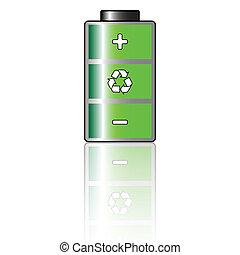 Batería ambiental