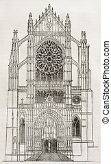 Beauvais catedral