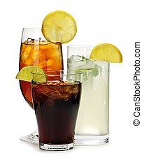 Bebidas suaves