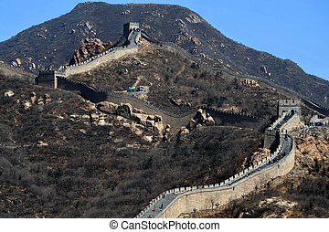 beijing-great, china, pared