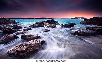 Belleza costera