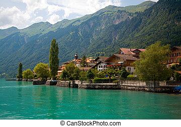 berne, brienz, municipality, suiza