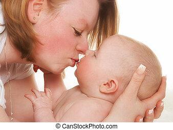 Beso de bebé