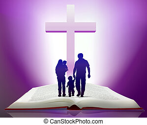 biblia, familia