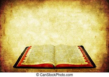 biblia, grunge