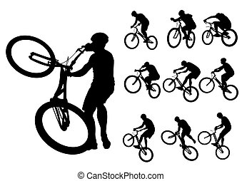 Bicicleta extrema