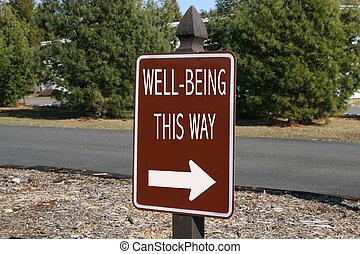 bienestar, esto, way!