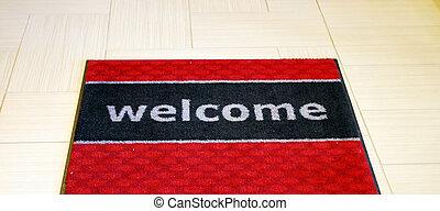 Bienvenida.