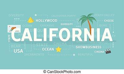 Bienvenido a California.