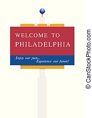 Bienvenidos a Filadelfia