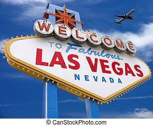 Bienvenidos a Las Vegas
