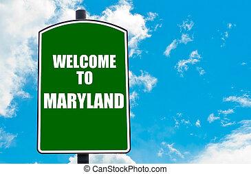Bienvenidos a Maryland
