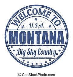 Bienvenidos a Montana Stamp