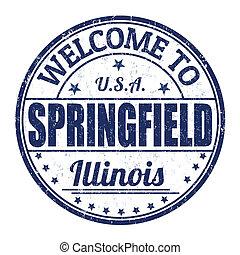 Bienvenidos a Springfield Stamp
